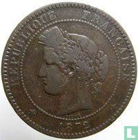 France 10 centimes 1872 (K)