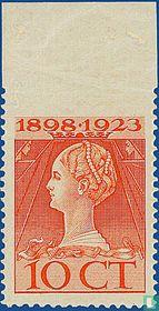 Koningin Wilhelmina - Regeringsjubileum