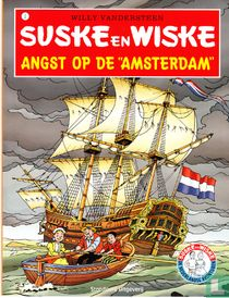 Angst op de 'Amsterdam'