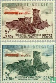 Zuidpoolexpeditie
