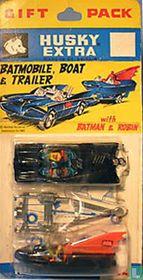 Batmobile, Batboat & trailer