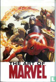 The Art of Marvel 1