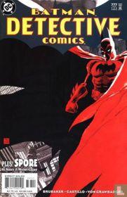 Detective comics 777