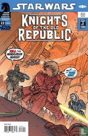 Knights of the Old Republic 22