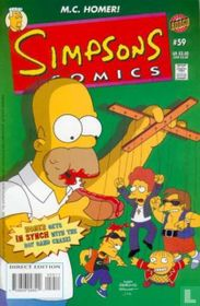 Simpsons Comics 59