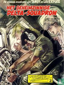 Het geheimzinnige Delta-squadron