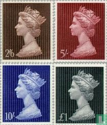 Koningin Elizabeth II - Machin