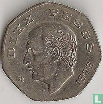 Mexico 10 pesos 1976