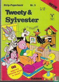 Tweety & Sylvester strip-paperback 5