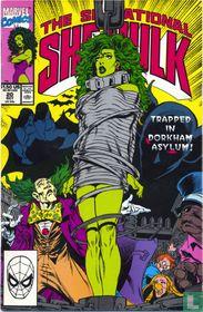 The Sensational She-Hulk 20