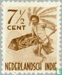 Inheemse dansers