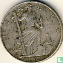 Italien 10 Lire 1.936