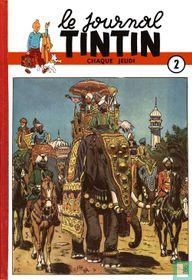 Tintin recueil 2