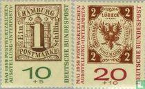 1959 Stamp Exhibition INTERPOSTA (BRD 102)