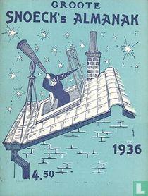 Groote Snoeck's Almanak 1936