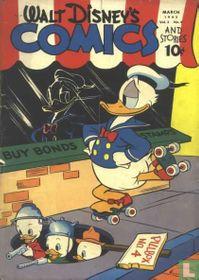 Walt Disney's Comics and Stories 30