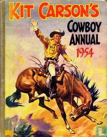 Kit Carson's Cowboy Annual 1954