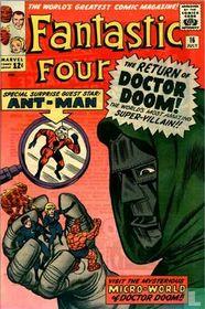 The Micro-World of Doctor Doom