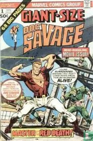 Giant-Size Doc Savage 1