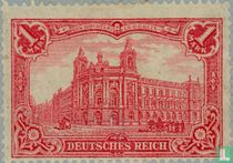 General post office Berlin Deutsches Reich