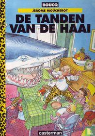 De tanden van de haai