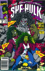 The Sensational She-Hulk 15