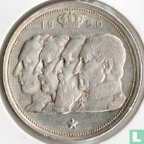 België 100 francs 1950 (FRA - muntslag)