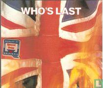 Who's Last