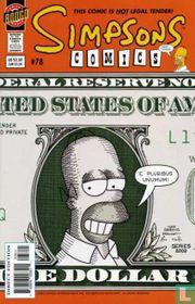 Simpsons Comics 78