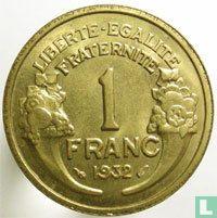 Frankrijk 1 franc 1932