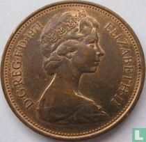 Verenigd Koninkrijk 2 new pence 1971