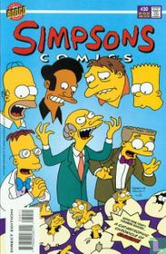 Simpsons Comics 30