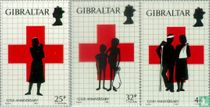 1989 Red Cross from 1864 to 1989 (GIB 143)