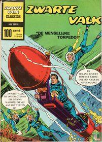 De menselijke torpedo!