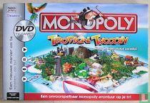 Monopoly Tropical Tycoon (met DVD)