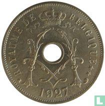 België 25 centimes 1927 (FRA)
