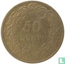 België 50 centimes 1910 (FRA)