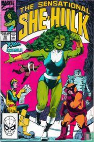 The Sensational She-Hulk 12