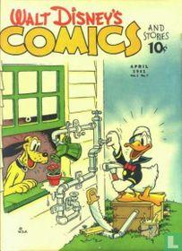 Walt Disney's Comics and Stories 7