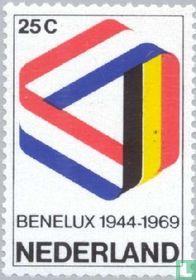 BENELUX 1944-1969
