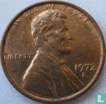 Vereinigte Staaten 1 Cent 1972 (S)