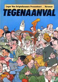 Tegenaanval - Leger van striptekenaars presenteert... verweer