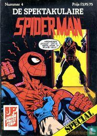 De spektakulaire Spiderman Special 4