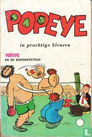 Popeye en de bokswedstrijd