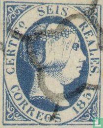 La reine Isabelle II