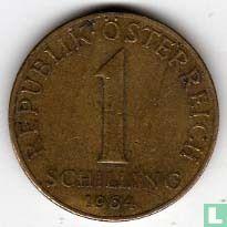 Austria 1 schilling 1964