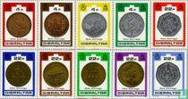 Nieuwe munten