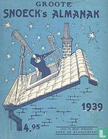 Groote Snoeck's Almanak 1939