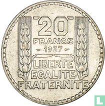 Frankrijk 20 francs 1937