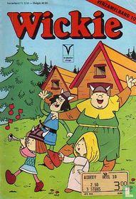 Wickie verzamelband 10